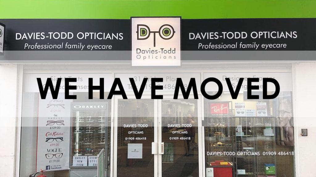 Davies-Todd Opticians (Worksop) Ltd Location
