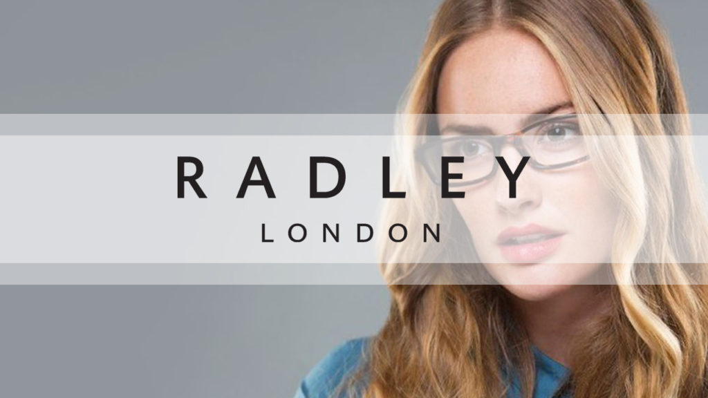Radley Eyewear at Davies-Todd Opticians (Worksop) Ltd