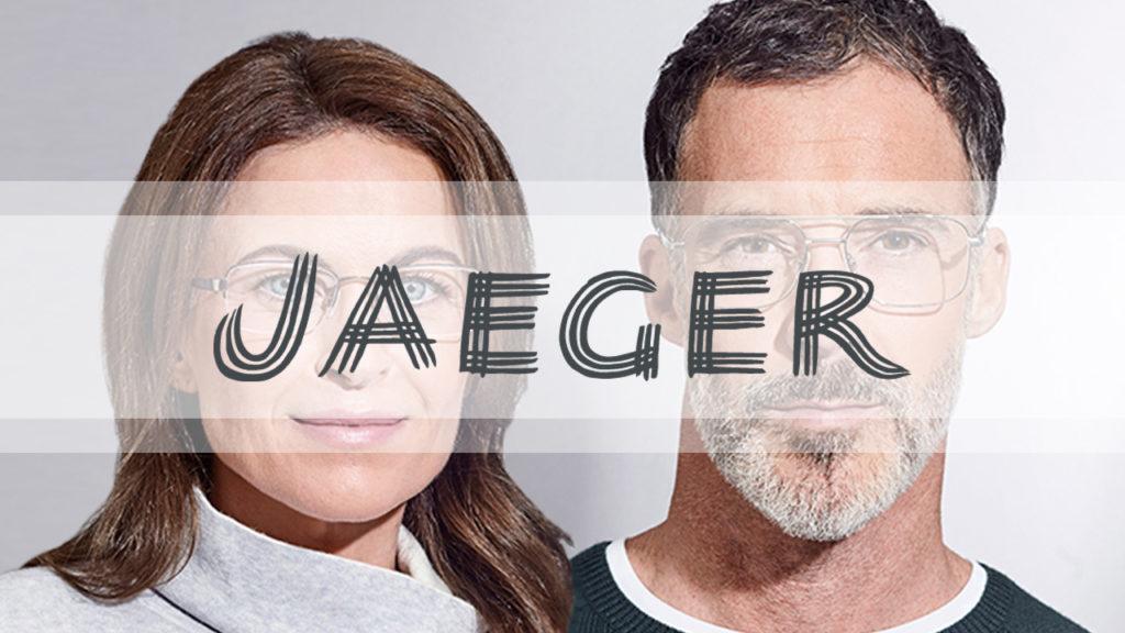 Jaeger Eyewear at Davies-Todd Opticians (Worksop) Ltd