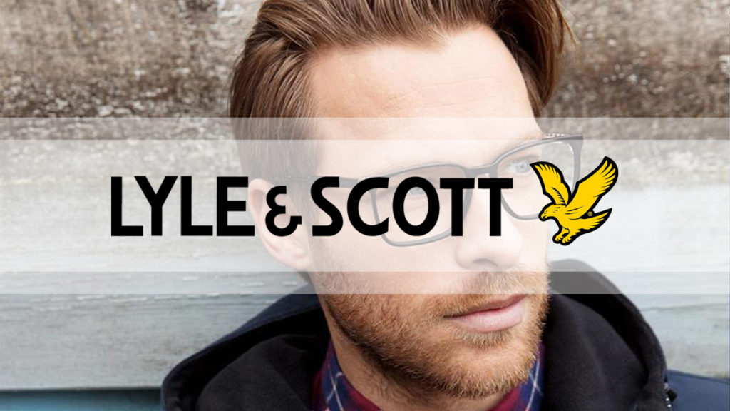Lyle and Scott at Davies-Todd Opticians (Worksop) Ltd