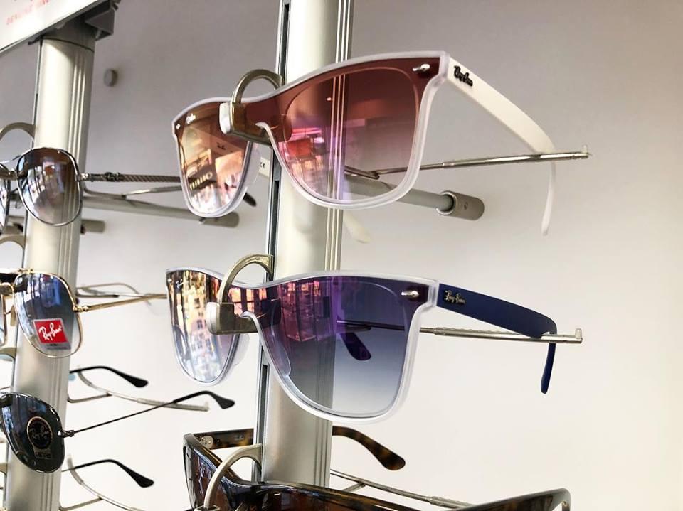 Ray-Ban Sunglasses at Davies-Todd Opticians (Worksop) Ltd