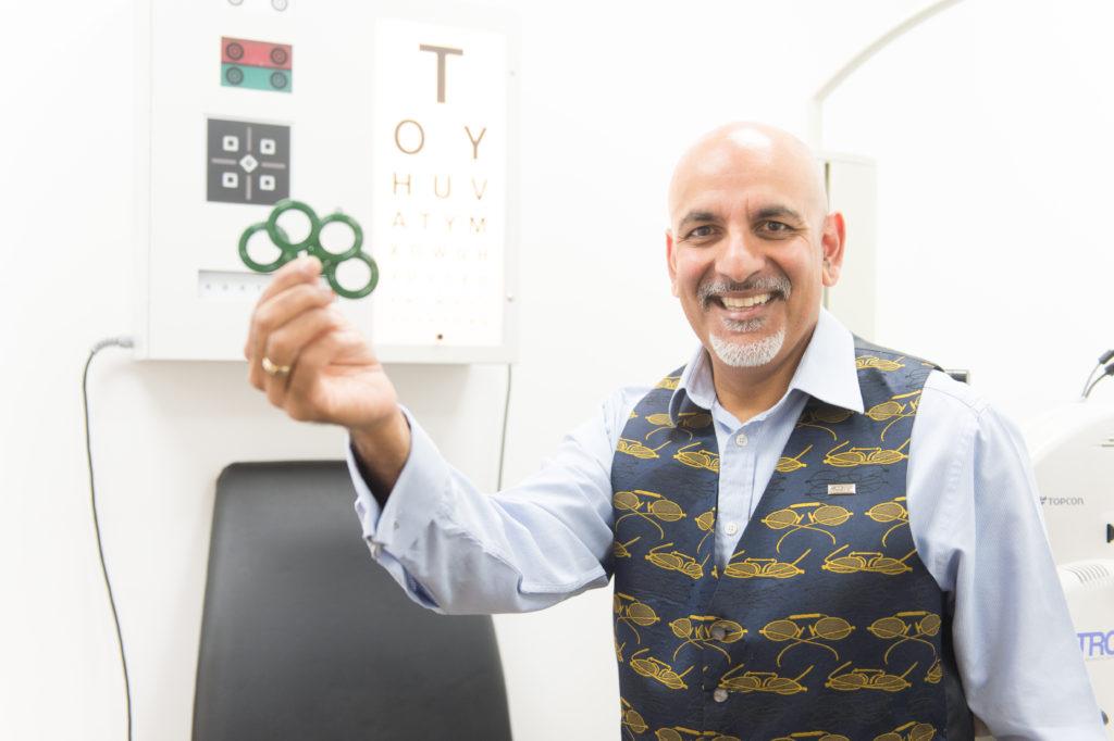 Optician at Davies-Todd Opticians (Worksop) Ltd
