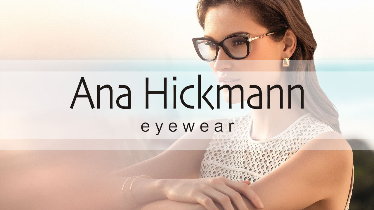 Ana Hickmann Eyewear at Davies-Todd Opticians (Worksop) Ltd