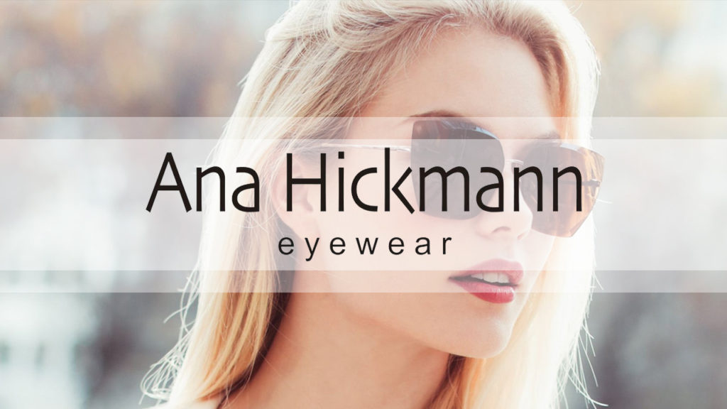Ana Hickmann at Davies-Todd Opticians (Worksop) Ltd