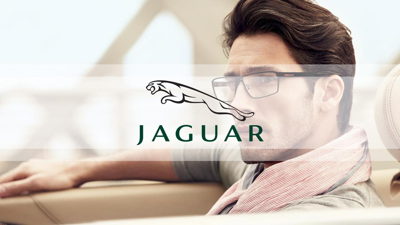 Jaguar Eyewear at Davies-Todd Opticians (Worksop) Ltd