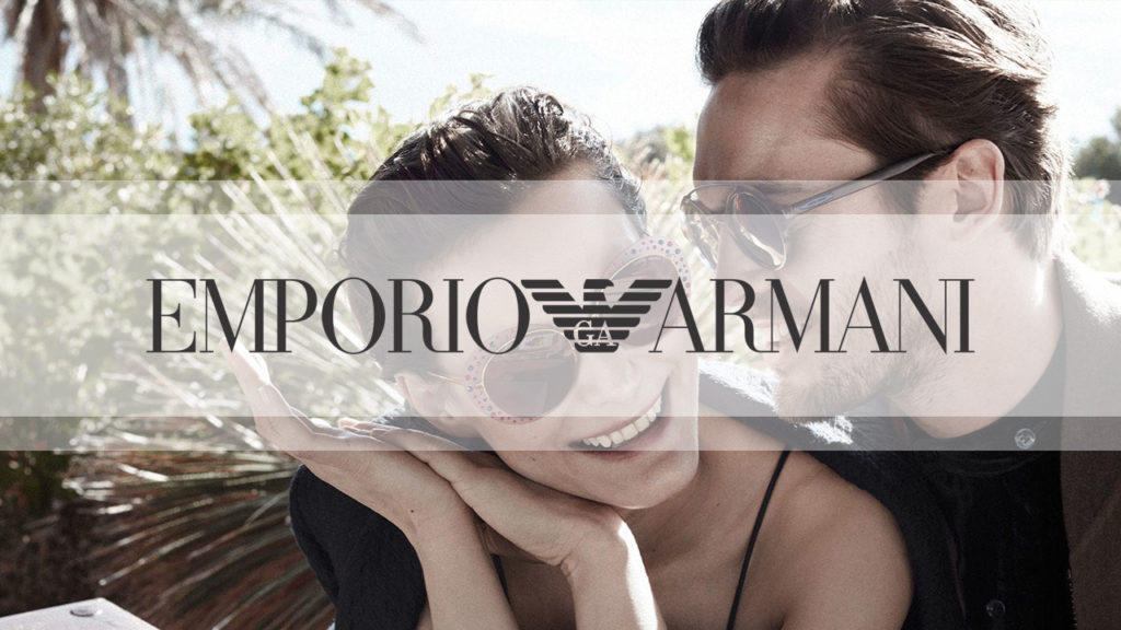 Emporio Armani at Davies-Todd Opticians (Worksop) Ltd
