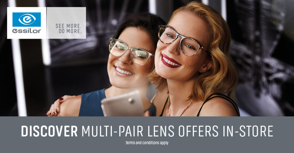 Essilor's See More. Do More at Davies-Todd Opticians (Worksop) Ltd