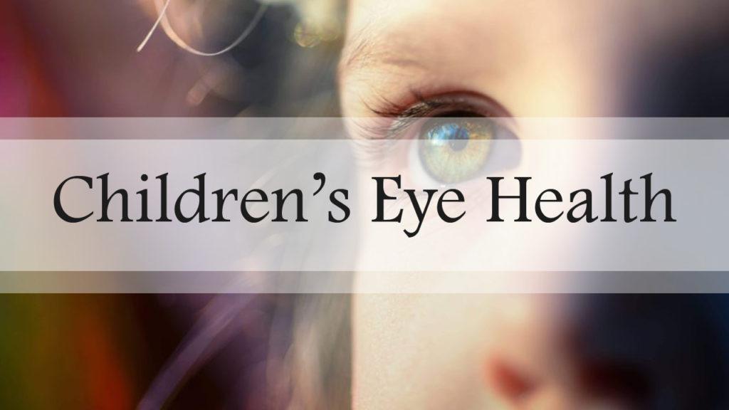 Childrens Eye Health at Davies-Todd Opticians (Worksop) Ltd