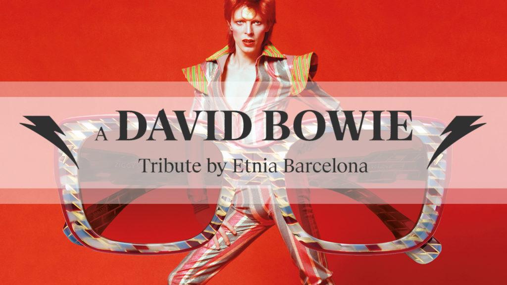 David Bowie Etnia Barcelona at Davies-Todd Opticians (Worksop) Ltd